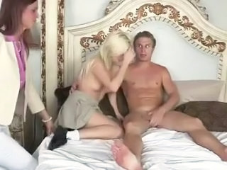 Nymphomaniac Stepmother