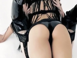 Ass Latex Lingerie