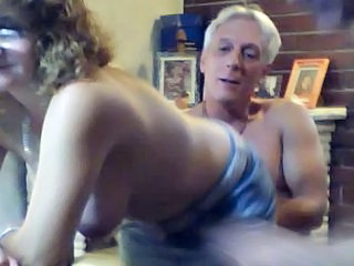 Mature swingers playing