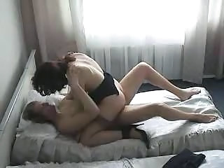 Bed Boy And White Woman Fucking