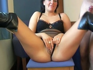 Amateur Homemade Lingerie MILF
