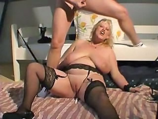 Amateur Bisexual Stockings Strapon