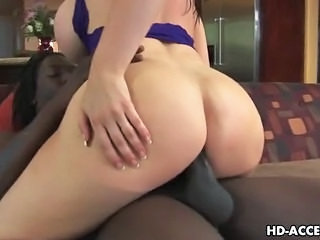 Ass Bus Hardcore Interracial MILF Pornstar Riding