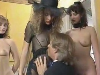 European Groupsex Vintage