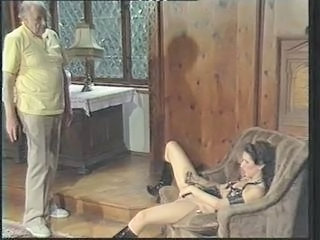 Daddy European German Masturbating MILF Old and Young Vintage