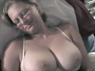 Big Tits  Glasses MILF Wife