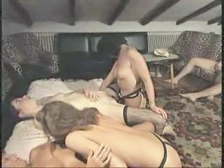 Groupsex Strapon Vintage