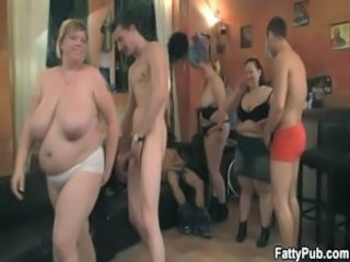 Busty chick gives head and gets banged free