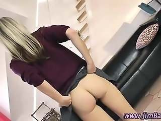 Ass Old and Young Teen