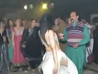 Amateur Dancing Indian Party