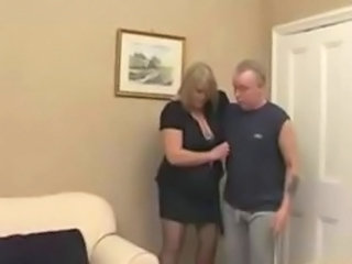 Amateur BBW Mature Older Wife