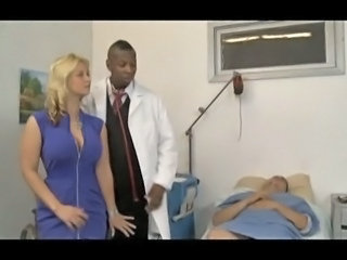 Big Tits Cuckold Doctor Interracial MILF Mom Wife