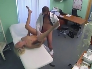 Doctor Fetish Hardcore Strapon