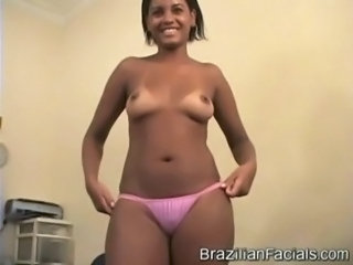 Amateur Brazilian Latina Panty Teen