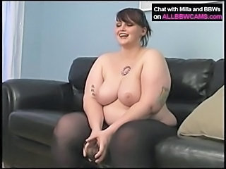 BBW AMAZING MASTERBATING. COME  ... free