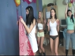 Dancing Party Teen