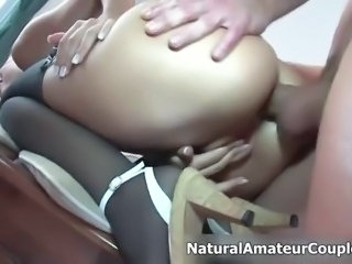 Anal Ass Close up Doggystyle Hardcore Stockings