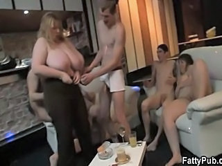 BBW Big Tits Drunk Groupsex Mature Mom Old and Young