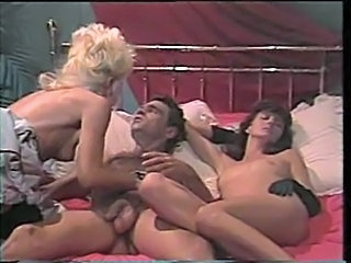 Big cock MILF Threesome Vintage