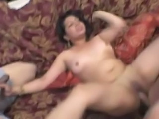 Amateur Chubby Hardcore Indian Interracial MILF Threesome