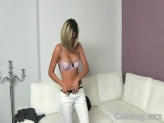 Babe Casting Stripper