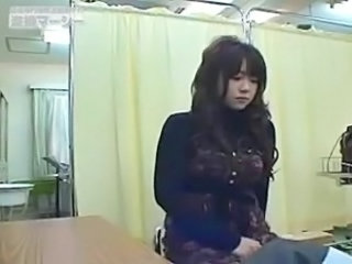Asian Cute Doctor  Japanese Teen Voyeur