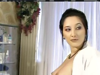 Amazing Asian Doctor MILF Uniform