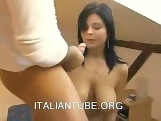 European Strapon Teen