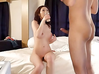 Cam Girl Lotion Show - 27 yr old