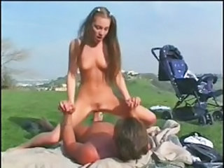 Babysitter Hardcore Outdoor Riding Skinny Small Tits Teen