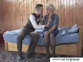 Granny cougars and their toyboys