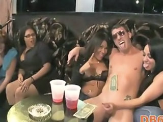Cash CFNM Handjob MILF Party