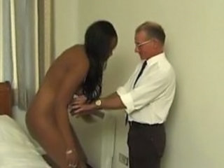 Daddy Ebony Interracial Old and Young