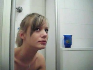 Amateur Homemade Teen Toilet