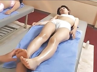 Asian Japanese Massage Mom Oiled