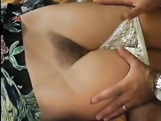 Close up Hairy Lingerie Panty Vintage