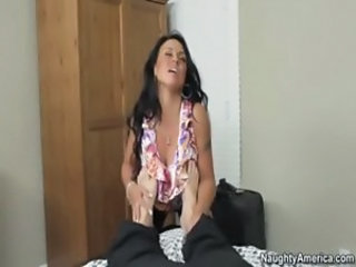 Brunette MILF Wife