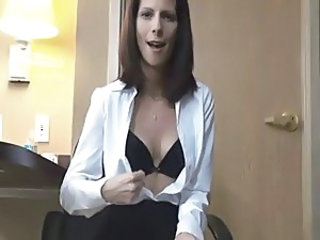 MILF Secretary Stripper