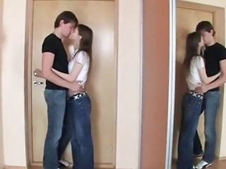 Amateur Girlfriend Hardcore Jeans Teen