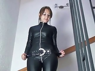 Amateur Amazing European German Latex MILF