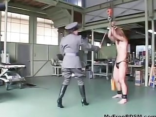 Prisoner Of The Cruel Mistress Bdsm Bondage Slave Femdom Domination
