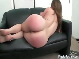 Amazing Ass Brunette Casting