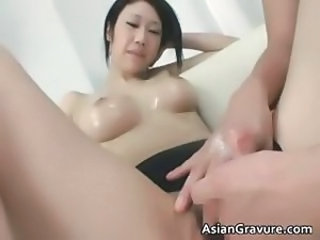 Asian Cute Interracial School