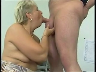 Chunky German cougar ass-fucked in the office (Sid69) Sex Tubes