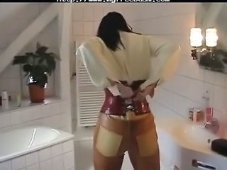 Shopping In Latex Part 1.  Bdsm Bondage...
