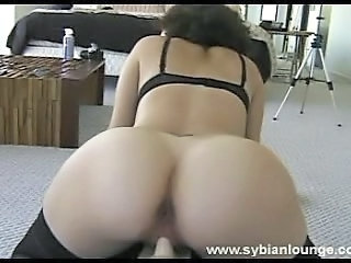 Pristine Rides Sybian And Blows