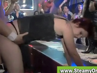 Cfnm Girls Get Hot For Male Strippers