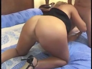 Gisele made her husband a cuckold by fucking with us This is a real slut who loves sucking and getting fucked ass