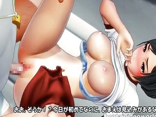 Hard Core Hentai With Sexy Gym Girl
