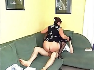 Hungry german mature mother M011